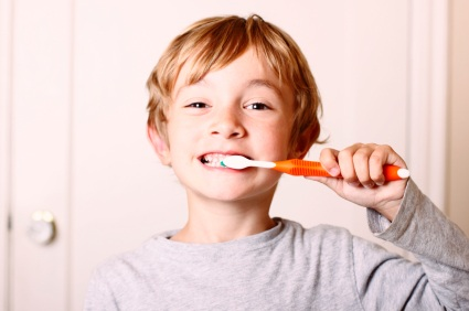 How to Make Learning to Brush a Little Easier for Your Kids